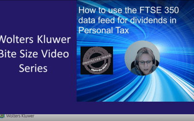 How to use the FTSE data feed