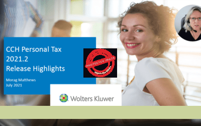 CCH Personal Tax 2021.1