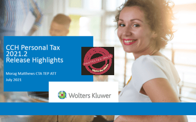 CCH Personal Tax 2021.2