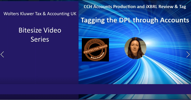 Tagging the DPL through Accounts